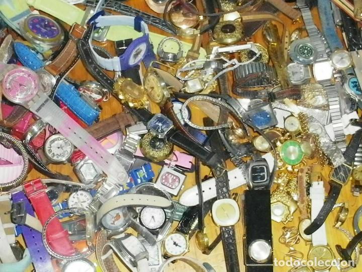 Relojes de pulsera: SUBASTA DE TODOS LOS ARTICULOS EN STOK DE ESTA TIENDA OCASION LOTE WATCHES - Foto 10 - 210012038
