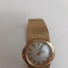Relojes de pulsera: PRECIOSO RELOJ CERTINA EN ORO DE 18 K EN PERFECTO ESTADO DE DE LOS AÑOS 70. Lote 210038490