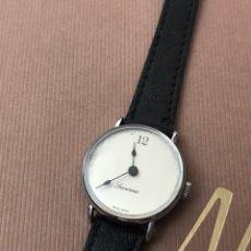 Relojes de pulsera: RELOJ LUCERNE CARGA MANUAL SEÑORAS. Lote 210223680