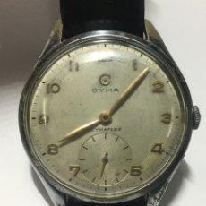 Relógios de pulso: RELOJ CYMA CYMAFLEX CARGA MANUAL MAQUINARIA 1191 EN FUNCIONAMIENTO GRANDE. Lote 210238860