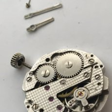 Relojes de pulsera: MAQUINARIA RELOJ CARGA MANUAL CALIBRE 233 66 VINTAGE. Lote 210270566
