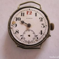 Relojes de pulsera: RELOJ MARCA TURIA. Lote 210328658