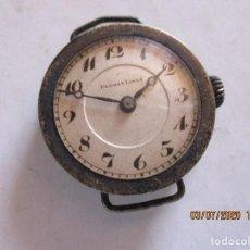 Relojes de pulsera: RELOJ MARCA PERRET LOCLE. Lote 210336218