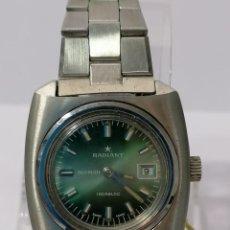 Relojes de pulsera: RADIANT NOS. Lote 210480568