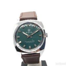 Relojes de pulsera: RELOJ VINTAGE FESA 1970. Lote 210595592
