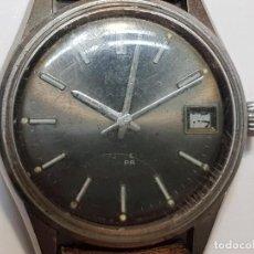 Relojes de pulsera: RELOJ ORIENT CABALLERO CUERDA 17 JEWELS FUNCIONANDO. Lote 210965769