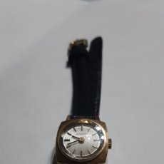 Relojes de pulsera: RELOJ DUWARD DE ORO 18 KT. Lote 211617490