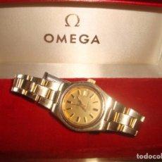 Relojes de pulsera: RELOJ AUTOMATICO OMEGA DE MUJER , SEAMASTER COSMIC 2000 , FUNCIONA. Lote 211693905