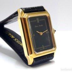 Relojes de pulsera: ELEGANTE RELOJ VINTAGE DE SEÑORA DENNIS BOUILLER DE CARGA MANUAL CALIBRE FHF 69N Y NUEVO A ESTRENAR. Lote 211697404