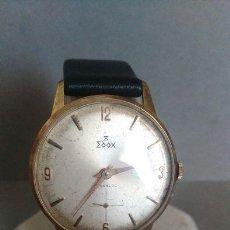 Relojes de pulsera: EDOX - CLASSIC GOLD - 540188 - HOMBRE - 1960-1969. Lote 211702799