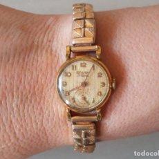 Relojes de pulsera: RELOJ DE PULSERA CARGA MANUAL DE SEÑORA MARCA CAUNY PRIMA. Lote 211902130