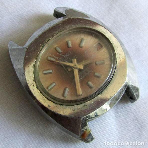 RELOJ SEIKO 23 A CUERDA PARA REPARAR O PIEZAS (Relojes - Pulsera Carga Manual)