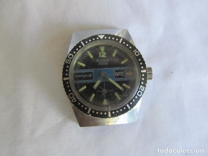 Relojes de pulsera: Reloj Roxi prima a cuerda, funcionando - Foto 2 - 211909887