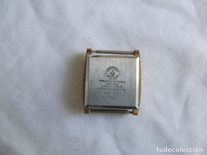 Relojes de pulsera: Reloj Cauny Unity a cuerda, para reparar o piezas - Foto 5 - 211910027