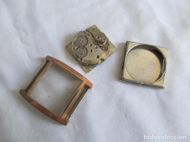 Relojes de pulsera: Reloj Cauny Unity a cuerda, para reparar o piezas - Foto 7 - 211910027