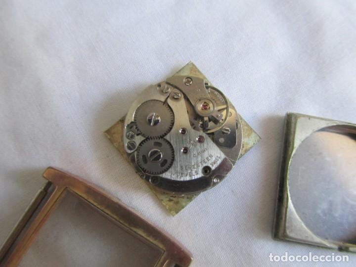 Relojes de pulsera: Reloj Cauny Unity a cuerda, para reparar o piezas - Foto 8 - 211910027