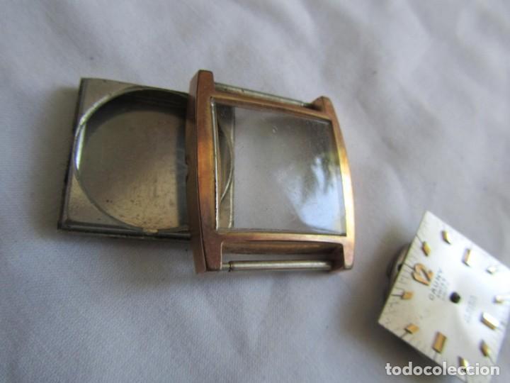 Relojes de pulsera: Reloj Cauny Unity a cuerda, para reparar o piezas - Foto 11 - 211910027