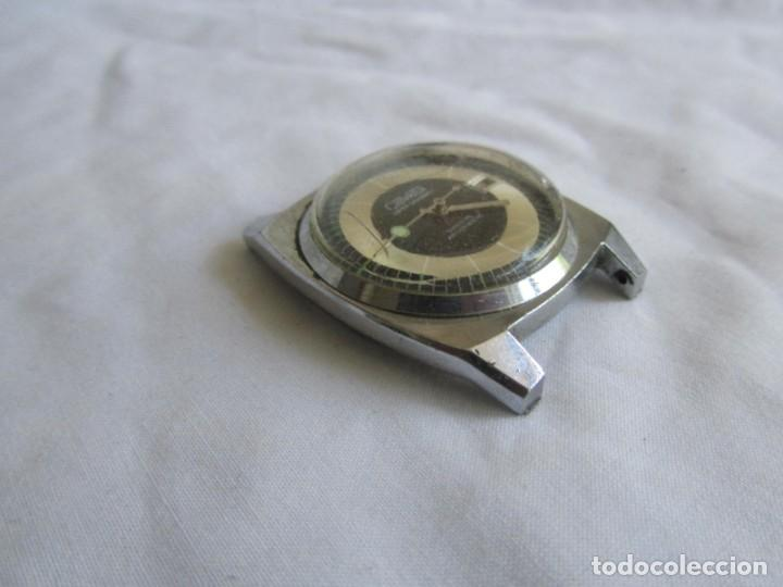 Relojes de pulsera: Reloj CasWatch Super Datomatic para reparar o piezas - Foto 4 - 211910255