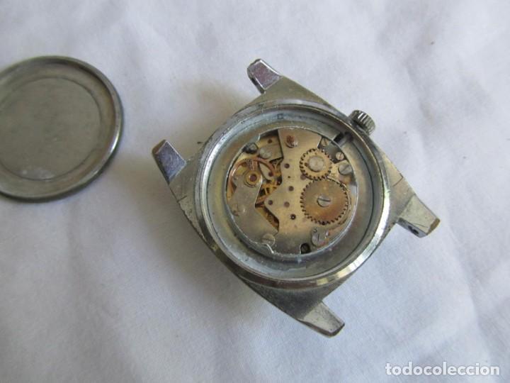 Relojes de pulsera: Reloj CasWatch Super Datomatic para reparar o piezas - Foto 8 - 211910255
