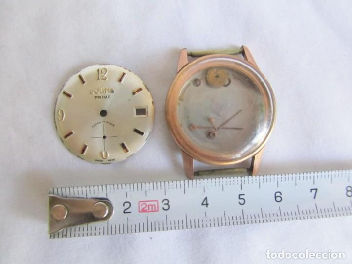 Relojes de pulsera: Piezas de reloj Dogma Prima - Foto 2 - 211910750