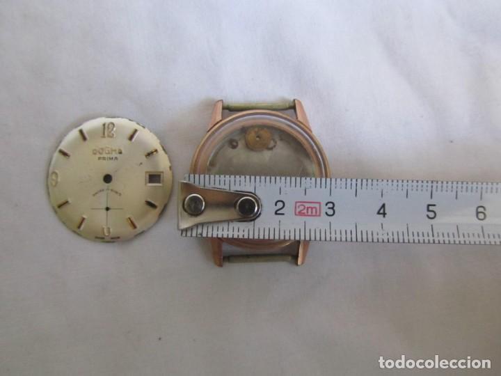 Relojes de pulsera: Piezas de reloj Dogma Prima - Foto 3 - 211910750