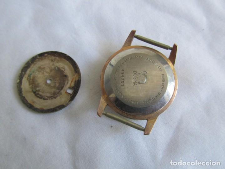 Relojes de pulsera: Piezas de reloj Dogma Prima - Foto 6 - 211910750