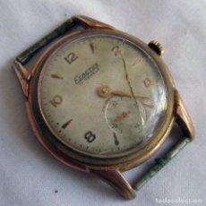 Relojes de pulsera: RELOJ EXACTUS DE CUERDA, SIN TAPA TRASERA, PARA REPARAR O PIEZAS. Lote 211911557