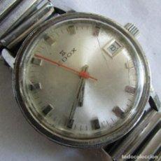 Relojes de pulsera: RELOJ DE CUERDA EDOX, FUNCIONANDO. Lote 211911681