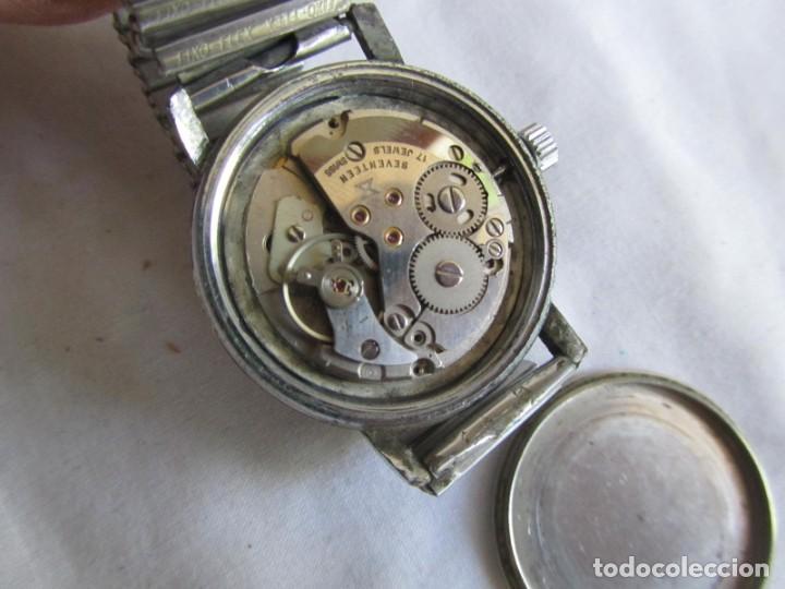 Relojes de pulsera: Reloj de cuerda Edox, funcionando - Foto 11 - 211911681