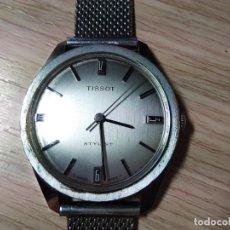Relojes de pulsera: RELOJ DE PULSERA TISSOT STYLIST DE CARGA MANUAL. CALENDARIO.. Lote 211986236