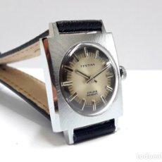 Relojes de pulsera: RELOJ VINTAGE DE SEÑORA FESTINA DE CARGA MANUAL Y NUEVO A ESTRENAR. Lote 212158076