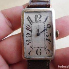 Relojes de pulsera: RELOJ MANUAL DE PLATA DE LA MARCA CONTY AÑO 1920 APROX.. Lote 212198771
