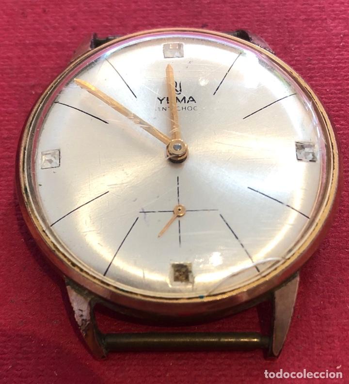 Relojes de pulsera: Reloj de carga manual Yema. - Foto 2 - 212200108