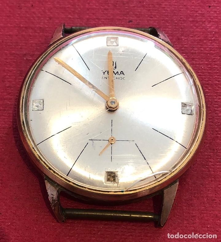 Relojes de pulsera: Reloj de carga manual Yema. - Foto 3 - 212200108