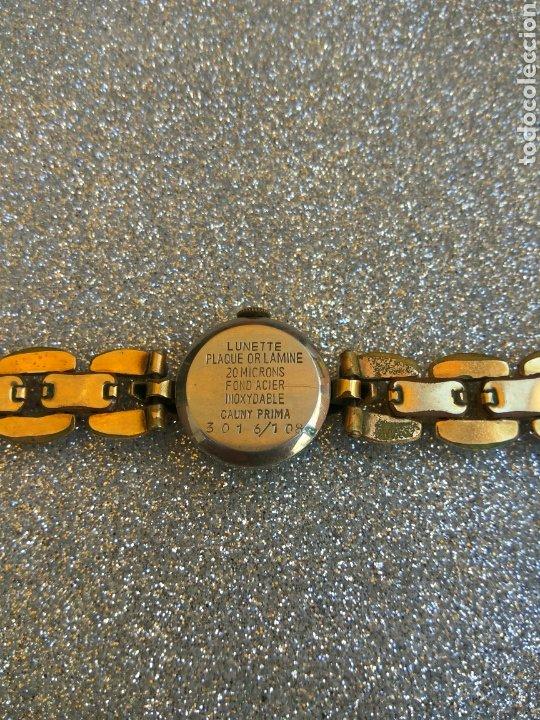 Relojes de pulsera: RELOJ CAUNY PRIMA PLAQUE ORO 20 MICRAS - Foto 4 - 212257120