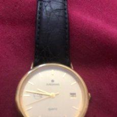 Relojes de pulsera: RELOJ DE PULSERA JUNGHANS EDICIÓN LIMITADA IVECO. Lote 212265101