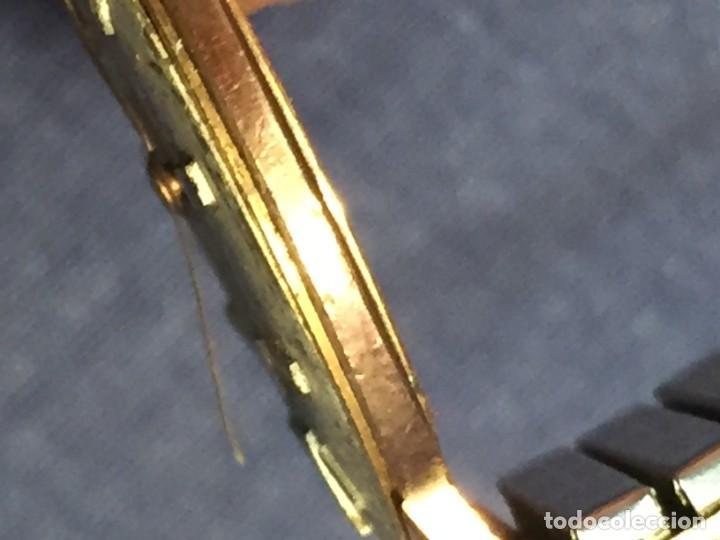 Relojes de pulsera: reloj pulsera swiss suizo festina 17 jewels calendario a las 3 incabloc corona años 40 50 35mm - Foto 6 - 212271856
