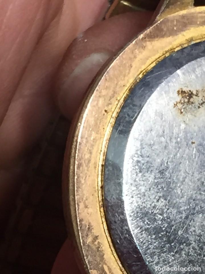 Relojes de pulsera: reloj pulsera swiss suizo festina 17 jewels calendario a las 3 incabloc corona años 40 50 35mm - Foto 15 - 212271856