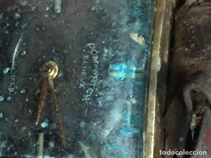 Relojes de pulsera: reloj pulsera dom watch geneve swiss suiza 21jewels num 1080 26x28mm corona - Foto 2 - 212272518