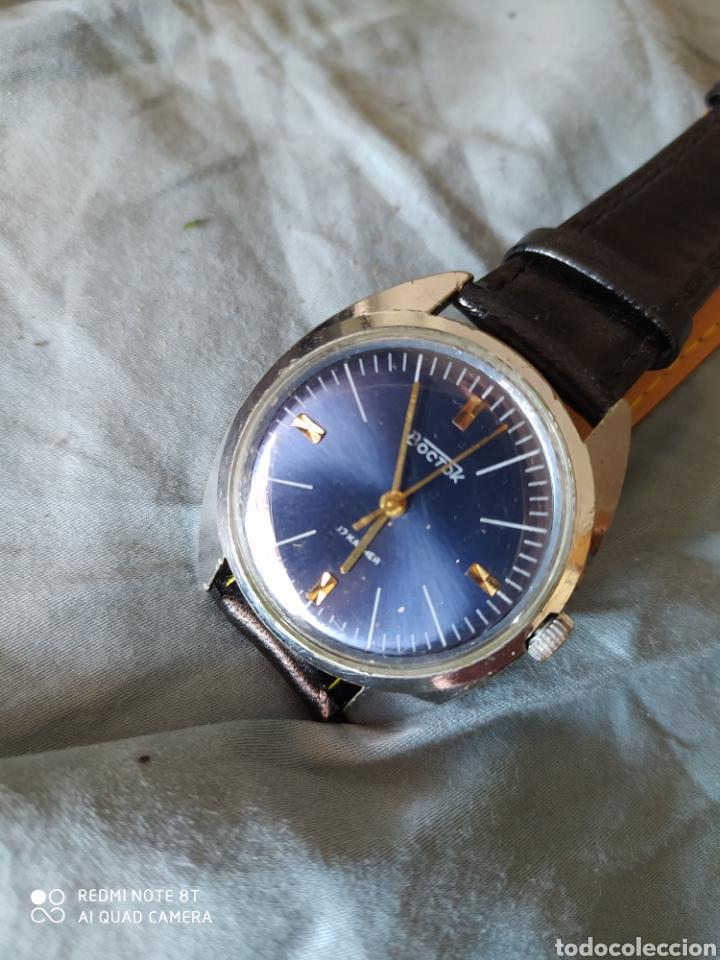 Relojes de pulsera: Vostok, Reloj sovietico ruso mecanico. - Foto 2 - 212620260