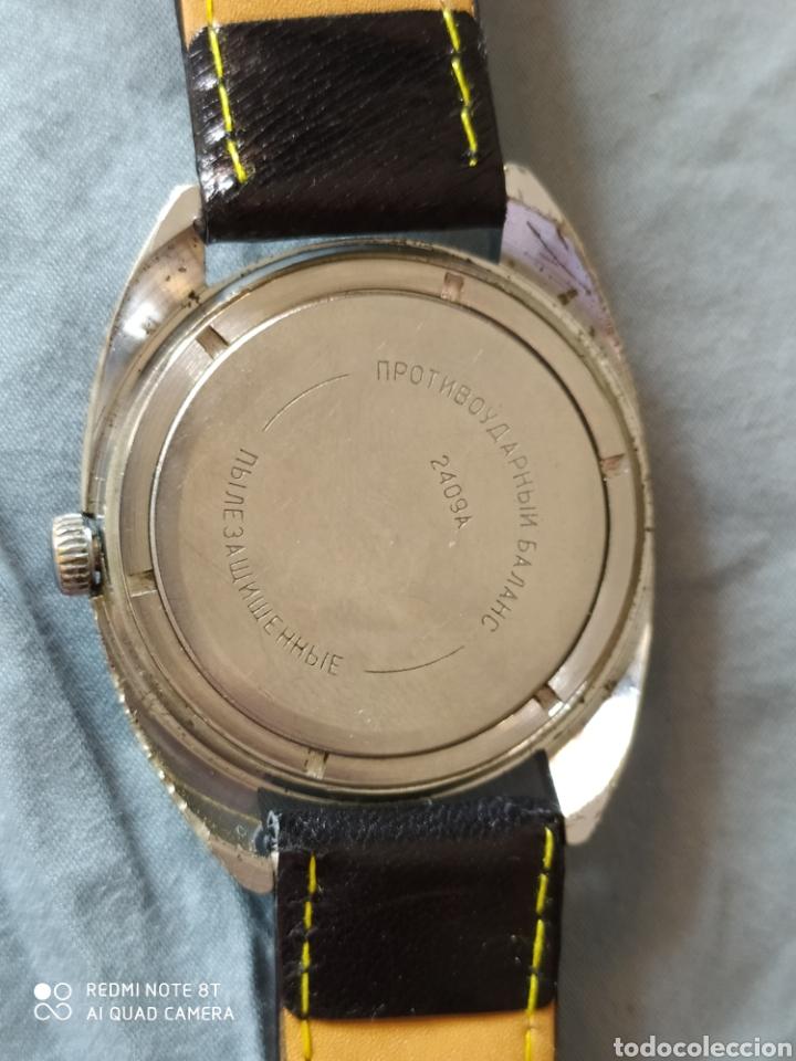 Relojes de pulsera: Vostok, Reloj sovietico ruso mecanico. - Foto 6 - 212620260