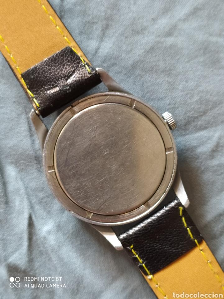 Relojes de pulsera: Vostok, Reloj sovietico ruso mecanico. - Foto 8 - 212622166