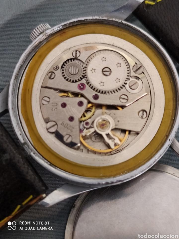 Relojes de pulsera: Vostok, Reloj sovietico ruso mecanico. - Foto 10 - 212622166