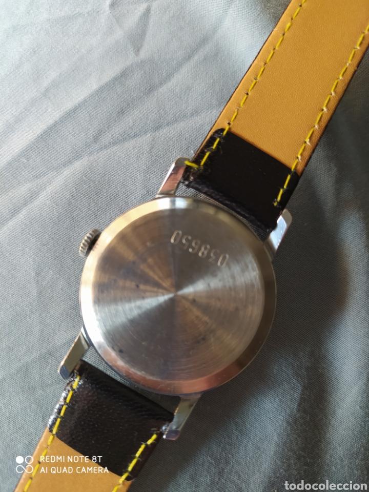Relojes de pulsera: Reloj manual ruso Pobeda - Foto 7 - 212623876