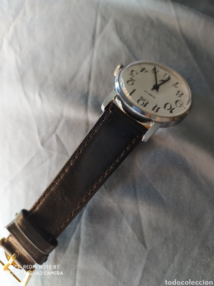Relojes de pulsera: Reloj manual ruso Pobeda - Foto 8 - 212623876