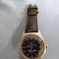 Relojes de pulsera: ORIGINAL RELOJ MECANICO RUSO CHAIKA OFICIAL DE BARCO. Lote 234481885