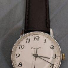 Relojes de pulsera: RELOJ MANUAL RUSO RAKETA. URSS. Lote 212702823