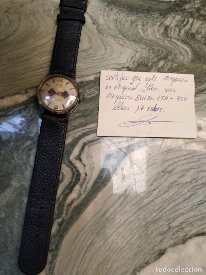 RELOJ ORIGINAL WAFFEN SS (Relojes - Pulsera Carga Manual)