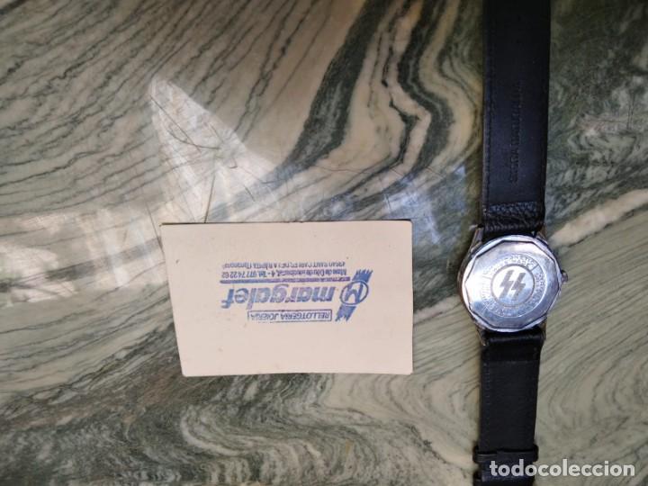 Relojes de pulsera: RELOJ ORIGINAL WAFFEN SS - Foto 2 - 212895983