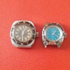 Relojes de pulsera: 2 RELOJES, WATERPROOF, THERMIDOR Y MORTIMA DE CARGA MANUAL.. Lote 213703931
